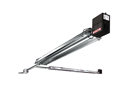 Multiburner Radiant Heaters
